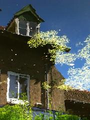 IMG_8678 Egmond St.Lioba-Kloster Reflection ! (Traud) Tags: holland spiegelung kloster niederlande egmond biotop nordholland benediktinerinnen stliobakloster