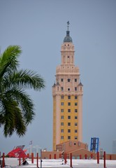 freedom tower (justuff) Tags: chris tower nature freedom florida miami homestead fromthewindow kilroy southflorida freedomtower homesteadflorida justuff chriskilroy