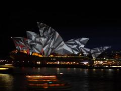 Sydney Opera House (danijeljw) Tags: lights vivid operahouse sydneyharbour vividsydney