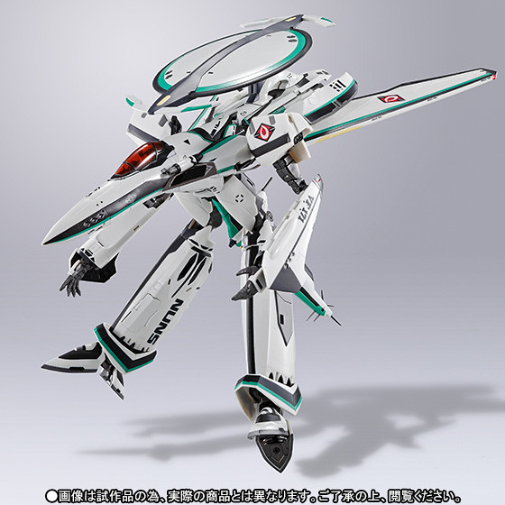 DX超合金 超時空要塞F RVF-171EX Nightmare Plus Luca EX
