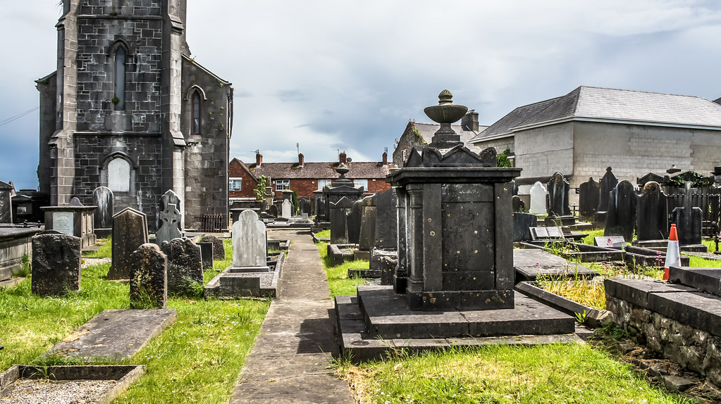 ST.MUCHIN'S CHURCH AND GRAVEYARD [CHURCH OF IRELAND] IN LIMERICK