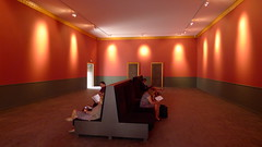 Le muse vide (1) (Mhln) Tags: paris ange energie grand musee emilia sombre palais blanche chapelle vide manas cite ilya coupole etrange 2014 portails monumenta cosmique kabarov
