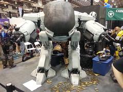 ED-209 from @Robocop