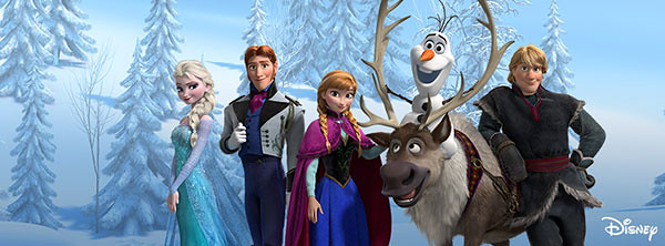 Phim-hoạt-hình-Frozen