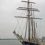 Rostock - Segelschiff »Santa Barbara Anna« im Rostocker Stadthafen (1) thumbnail