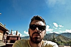 Me in Tibet (@iloveDannyBoy) Tags: portrait sky sunglasses clouds wow photography photo amazing cool fantastic shoot foto shot good great tibet capture dannyboy wayfarer ilovedannyboy