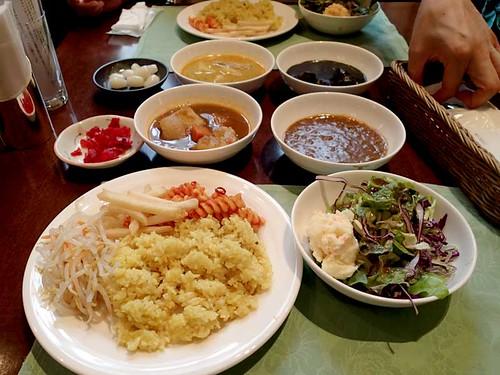 2014年5月12日の昼ご飯