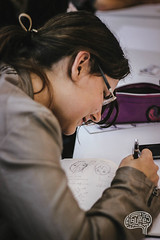 (alguresutfpr) Tags: students design student university drawing watching event curitiba workshop convention learning brazilian teaching draw academic cefet algures utfpr