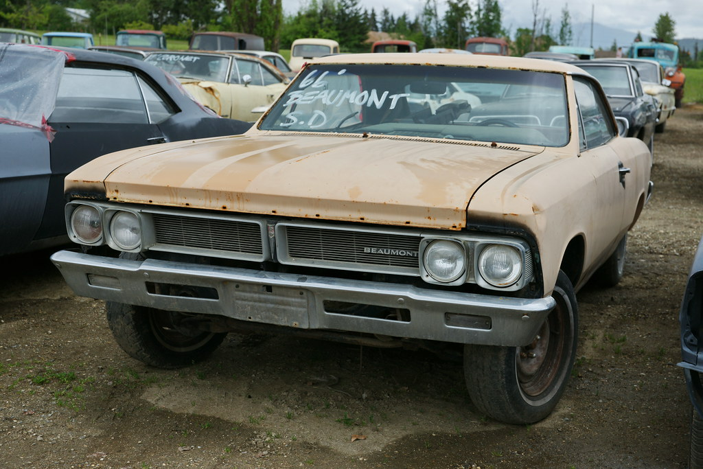 canada classic car britishcolumbia 1966 scrapyard acadian beaumont. Cars Review. Best American Auto & Cars Review