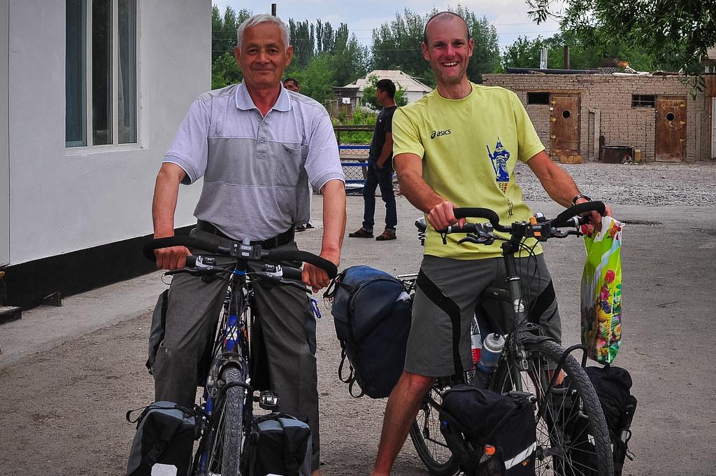 Crossing Kazakhstan