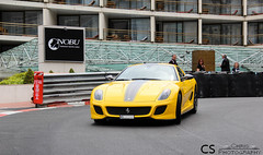 GTO (Chris Photography.) Tags: car automotive ferrari montecarlo monaco mc gto supercar 599 worldcars