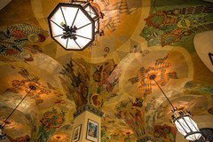 Hofbruhaus Ceiling (Glenn Shoemake) Tags: germany munich hofbruhaus canonef1635f28lii