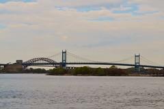 The Great Saunter-Hell Gate/Triborough Bridges, 05.03.14 (gigi_nyc) Tags: nyc newyorkcity spring walk manhattan eastriver greatsaunter thegreatsaunter manhattangreenway