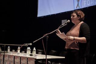 Opening address - Emina Višnić, Director of Pogon