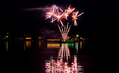 4th 6 (mmphotography1) Tags: usa lake color reflection water night nightscape fireworks olympus celebration 4thofjuly omd em5 getolympus