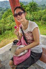 Everyone is enjoying the break.. (antwerpenR) Tags: china travel hk cn hongkong asia southeastasia meetup hiking hike asean lantauisland lantau 5photosaday