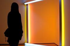 Es Arte / It's Art (dani_silvestre) Tags: ny newyork art museum arte moma museo danflavin flavin nuevayork