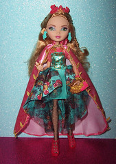 Ashlynn 1 (Veni Vidi Dolli) Tags: dolls mattel legacyday everafterhigh ashlynnella