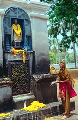 goa style..churches (jim_goa) Tags: india slr film architecture goa churches unesco zenit122k analoguephotography
