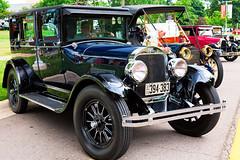 1925 Flint Automobile (hz536n/George Thomas) Tags: summer copyright june canon michigan canon5d flint 2014 ef1740mmf4lusm cs5 sloanmuseum sloanmuseumautofair sloan2014