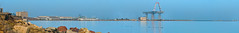 forward 2024 (pbo31) Tags: sanfrancisco california blue summer panorama color reflection northerncalifornia june bay nikon large cleanup panoramic hunterspoint bayview olympics naval stitched crain bid epa candlestickpark decommissioned 2014 2024 hunterspointnavalshipyard superfundsite d700