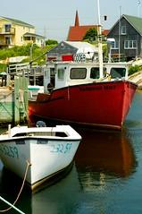 Harbourside (Grant is a Grant) Tags: ocean nova coast nikon cove ns atlantic scotia peggys d90