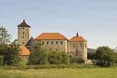 Schwiehau Wasserburg (izoll) Tags: outdoor sony tschechischerepublik wasserburg burg tschechei alpha580 izoll schwiehauwasserburg adelsgeschlechternn hradvihov