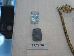IMG_7066 (Akieboy) Tags: nyc newyorkcity museum roman jewel metropolitanmuseumofart beryl intaglio gemstone