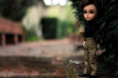 The Unseen Truth (dreamdust2022) Tags: man loving doll jose strong brave gunslinger croce hansom taeyang