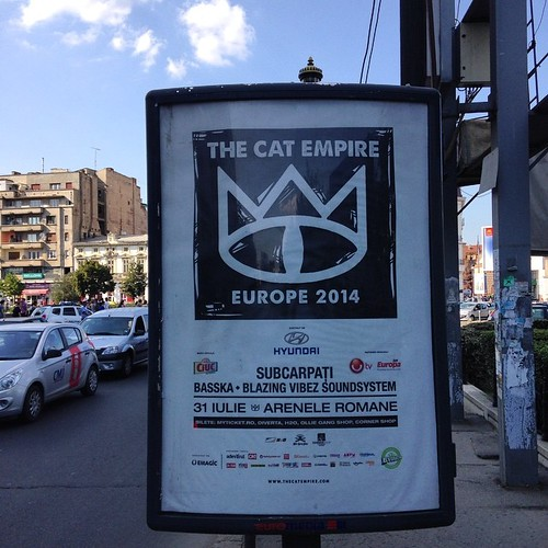 Spotted on the streets Bucharest. #backontheroad #tcedoeuro #andietheroadie