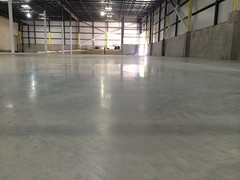 Sealed/Burnished Concrete