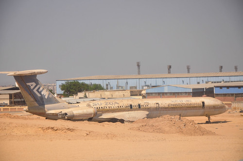 Ilyushin Il-62M aircraft (Alim-Air Lines) spotted at Cairo International Airport