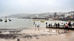 St Ives Biathlon, Cornwall (CarolynEaton) Tags: cornwall harbour stives