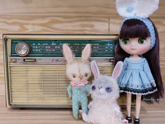 Some interesting news on the radio