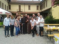 """14.08.02 pellegrinaggio al convento francescano di Oreno per il perdono di Assisisi • <a style=""""font-size:0.8em;"""" href=""""http://www.flickr.com/photos/82334474@N06/14643175499/"""" target=""""_blank"""">View on Flickr</a>"""