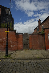 Any Street (JEFF CARR IMAGES) Tags: cheshire stockport northwestengland hillgate towncentres