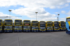 Dublin Bus AX583 06-D-30583 - AX586 06-D-30586 - AV369 04-D-20369 - AV382 04-D-20382 - GT160 132-D-11612 - AX568 06-D-30568 - GT159 132-D-11611 - GT156 132-D-11642 (Will Swain) Tags: city travel ireland dublin bus buses june garage south capital transport southern depot seen 22nd 2014 broadstone phibsboro gt160 gt156 gt159 bus' av382 ax586 06d30586 ax583 132d11612 04d20369 04d20382 ax568 av369 132d11611 06d30568 132d11642 06d30583