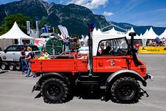 Unimog Feuerwehr Garmisch-Partenkirchen