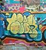 siek-throwy-alley (SIEKONE.ID) Tags: art graffiti baltimore graff kts gak throwup bmore dst siek flyid throwy siekone pfecrew