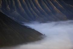 Mt.Bromo (KeEratti...) Tags: park mountain rock volcano mount national bromo semeru tengger seaofsand activevolcano mtbromo gunungbromo eastjawa penanjakan seaofmist tenggermassive