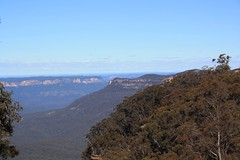 A view from Leura at the Blue Mountains NSW (Nelson~Blue) Tags: blue mountains australia nsw leura thebluemountains