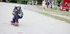 Skateland (A.Atena) Tags: park people guy gteborg 50mm nikon sweden gothenburg competition longboard nikkor50mmf18 skatebord skateland longboarding slottsskogen longboarder nikond5000