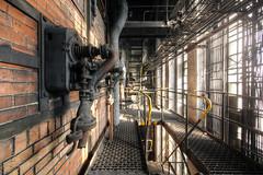(Michal Seidl) Tags: abandoned heating plant industry factory opuštěná továrna kotelna teplárna czech hdr urbex