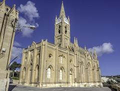 Il-Kappella ta' Lourdes Malta (Tony Tomlin) Tags: malta gozo church ourladyoflourdes mgarr