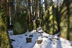 Der Schatz der weissen Falken -- Drehort Druidenhain