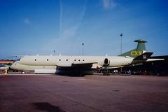 Nimrod MR2P XV260 RAF Mildenhall 29.05.93 (jonf45 - 3 million views-Thank you) Tags: military aircraft jet plane aviation aeroplane raf nimrod mr2p xv260 kinloss 1993 mildenhall airshow