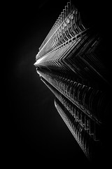 My Perspective (haqiqimeraat) Tags: twintower petronastower malaysia kualalumpur kl nikon 2485 landscape buildings building architecture artistic monochrome night mono bw blackwhite perspective abstract shadow contrast art