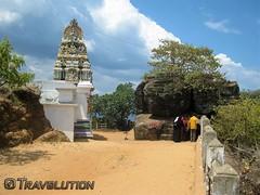 Konesvaram Kovil Temple, Trincomalee (Travolution360) Tags: sri lanka trincomalee konesvaram kovil temple swami rock ramayana ravana hindu