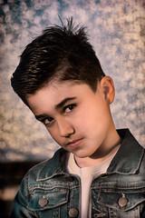 teddy boy (marcello.machelli) Tags: rosso teddyboy portrait ritratto boy nikon nikond810 ragazzo ragazzino brat rascal vintage