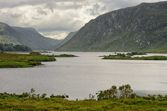 Glenveagh, Donegal. (Macca h) Tags: sonycarlzeiss135mm18za glenveagh donegal ireland landscape water hill mountain glen loch lough lake sonnart18135
